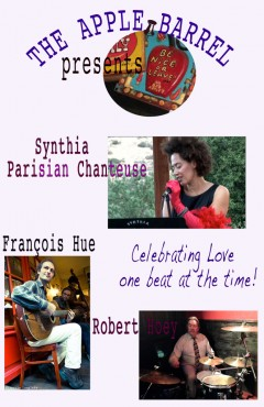 Parisian Chanteuse is back to New Orleans!!